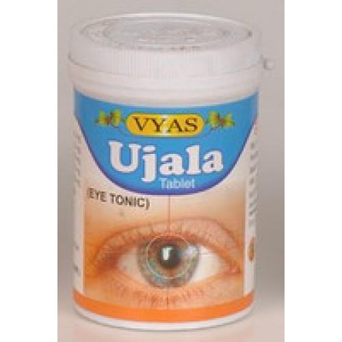 Уджала Вяс витамины для глаз 100таб. (Ujala Vyas)
