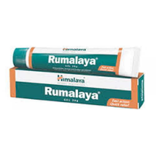 Румалая гель (Rumalaya Gel Himalaya), противовоспалительный гель для суставов