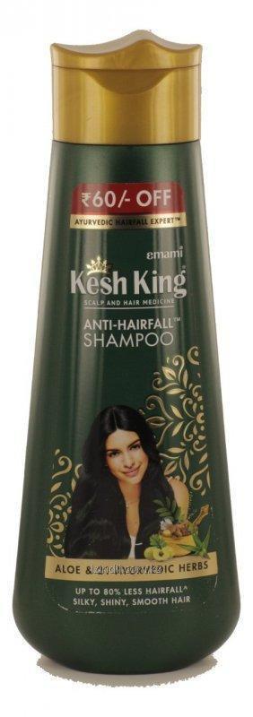 Кеш Кинг Шампунь  (Kesh King Shampoo) 340мл.
