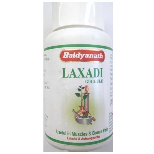 Лакшади Гуггул  (Laxadi Guggulu Baidyanath)