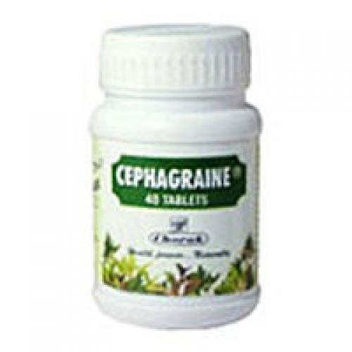 Сефаграин  (Cephagraine Charak), Болеутоляющее средство при мигренях