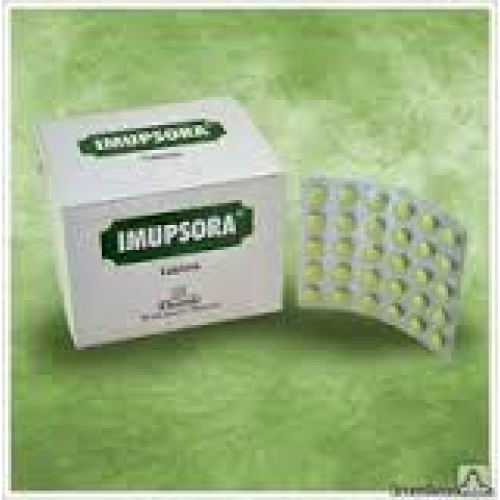 Имупсора Чарак (Imupsora Charak), лечение псориаза