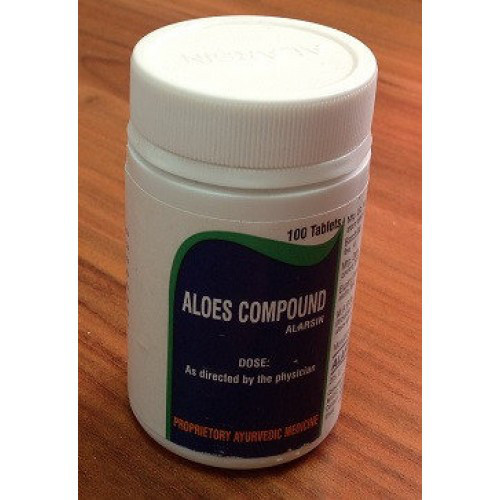 Алоез Компаунд (ALOES COMPOUND), Alarsin, 100 тб, эффективен при женском бесплодии, нерегулярных и скудных менструациях, аменорее, дисменорее и задержке менархе.