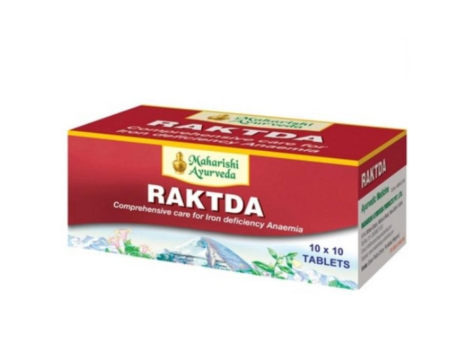 Рактда, Raktda, Maharishi Ayurveda
