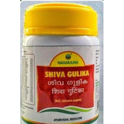 Купить Шива гулика, Шива гутика, Shiva gulica, Nagarjuna, 50 таб.