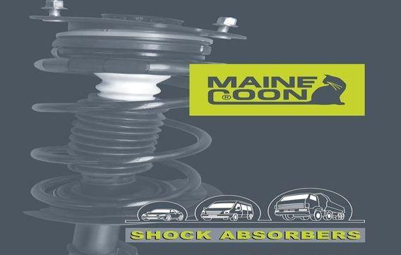 Амортизатор передний MAN F2000 Maine Coon A30170 81437016793