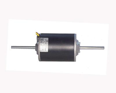 Двигатель вентилятора с двойным валом 12В 65123809