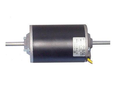 Двигатель вентилятора с двойным валом удлинённый 12В 65123803