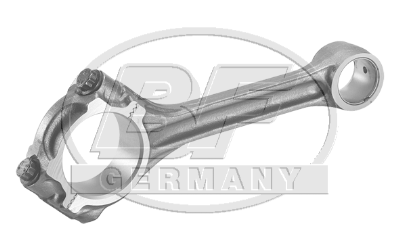 Buy Connecting rod MB OM314/352/364/366 (3660302520, 3660303520) BF20060336600Note: toothed cover cap, weight 2,123kg