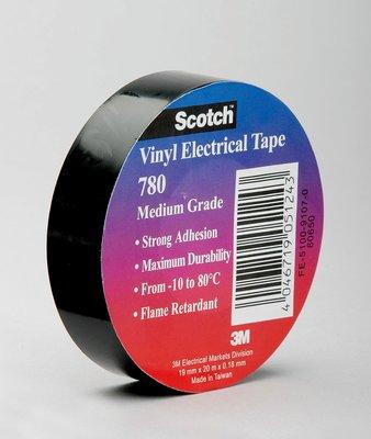 Купить Изолента ПВХ Scotch® 780, черная