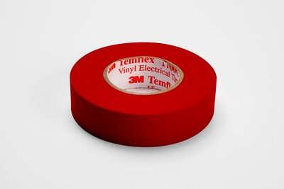 Купить Изолента 3M™ Temflex™ 1300 ПВХ, красная
