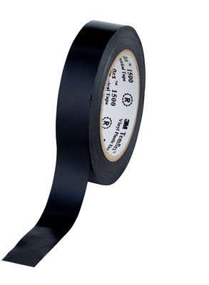 Купить Изолента 3M™ Temflex™ 1300 ПВХ, черная