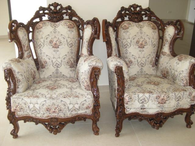 мебель классическая для гостиной мягкая мебель резная купить в алматы