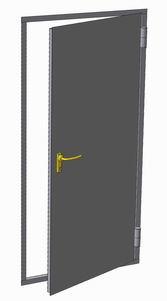 металлические двери для электрощитовой прайс