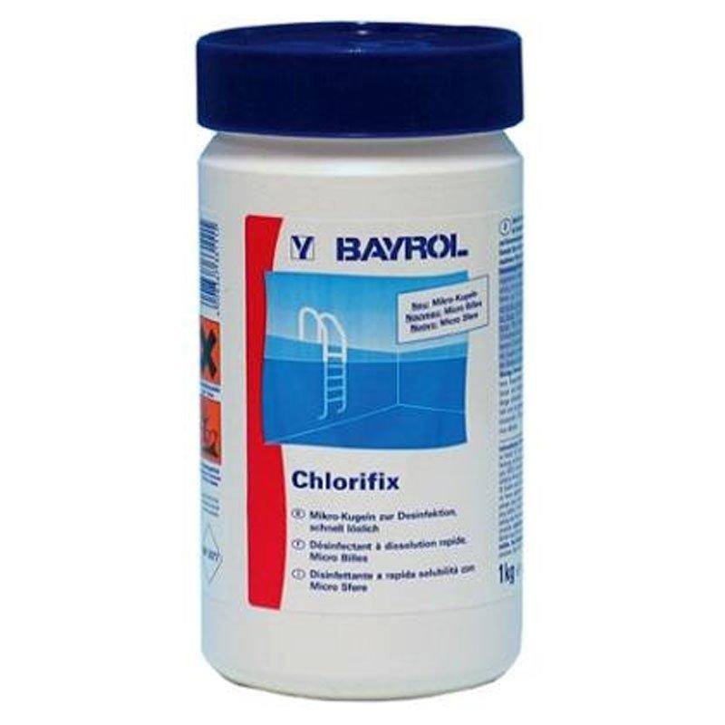 Химия для бассейнов Chlorifix Bayrol (Хлорификс) Германия