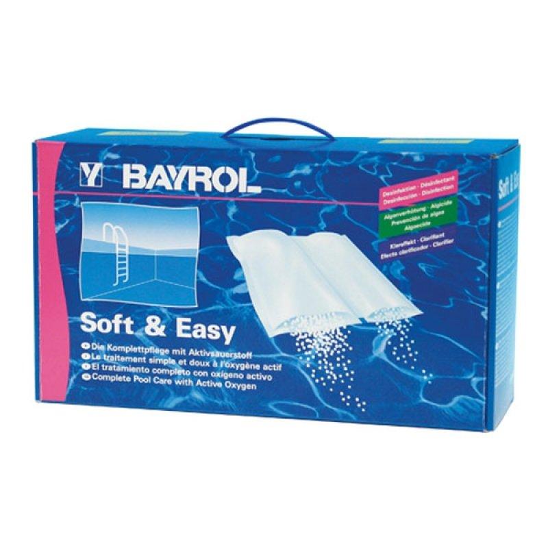 Химия для бассейнов Soft & Easy Bayrol (Германия)