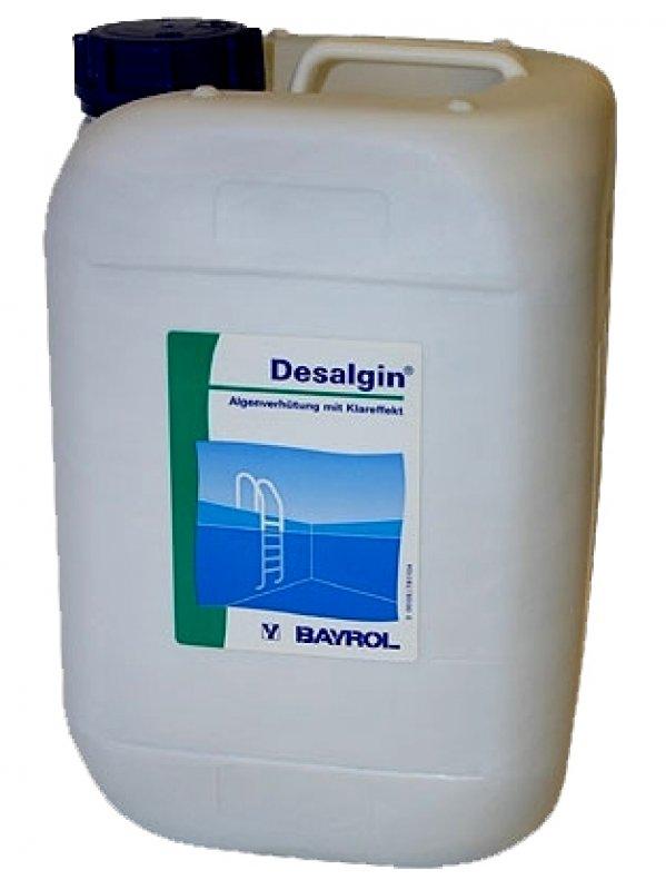 Химия для бассейнов Desalgine C Bayrol (Дезальгин С) Германия