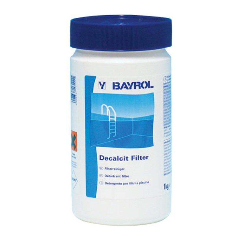Химия для бассейнов Decalcit Filter Bayrol (Декальцит) Германия