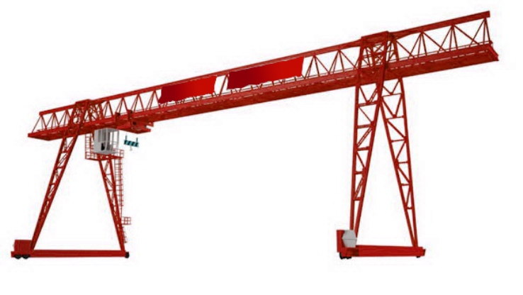 Buy The crane goat / p to 10 t, Kazakhstan, production