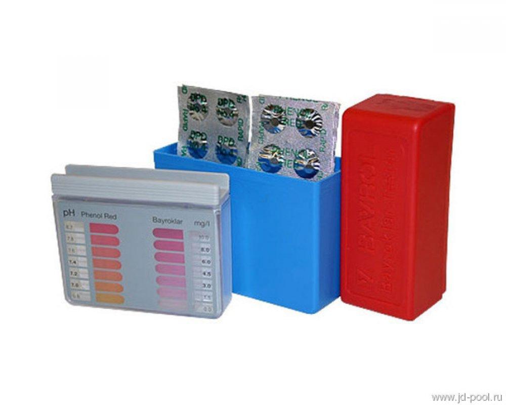 Тестер pH & Bayroklar tester (Германия)