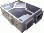 Агрегаты подачи свежего воздуха с рекуперацией тепла