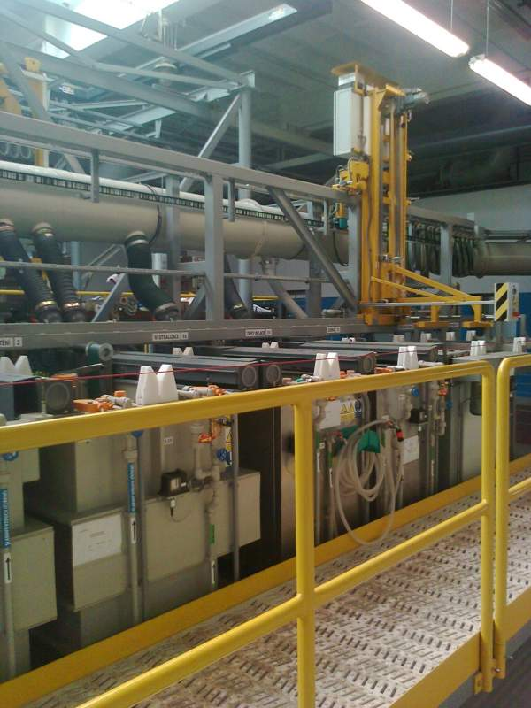 Buy Automatic single line rassivacii stainless steel