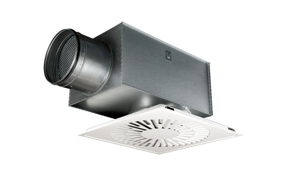 Купить Круглый потолочный диффузор для больших расходов ALC a