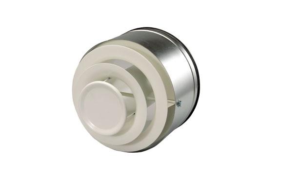 Купить Круглый струйный диффузор приточного воздуха CKDa