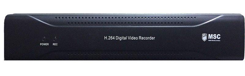Сетевой видеорегистратор IP NVR 4-х канальный