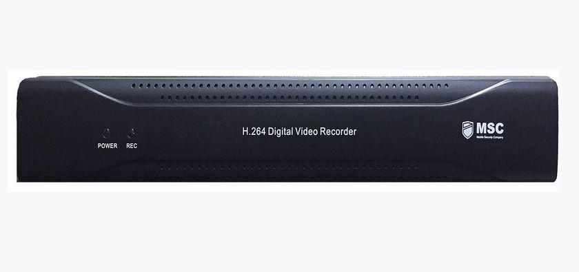 Сетевой видеорегистратор IP NVR, 8-канальный