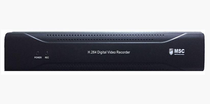 Сетевой видеорегистратор IP NVR MS-N6208