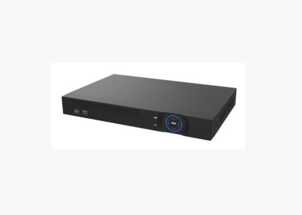 Гибридный Видеорегистратор XVR 8 каналов на 2 жестких диска