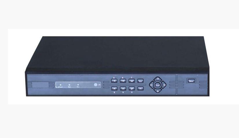 Гибридный Видеорегистратор HD-TVI - 8 каналов