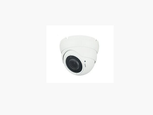 Антивандальная купольная камера - 2.1 mpx - объектив 2.8-12mm - IR 20m