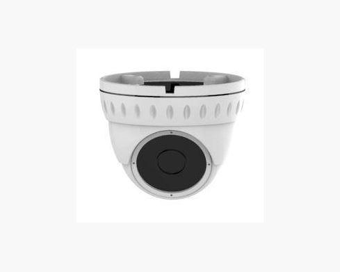 Купольная IP камера 4.0 mpx - объектив 2.8mm - IR 20m - Н.264/H.265