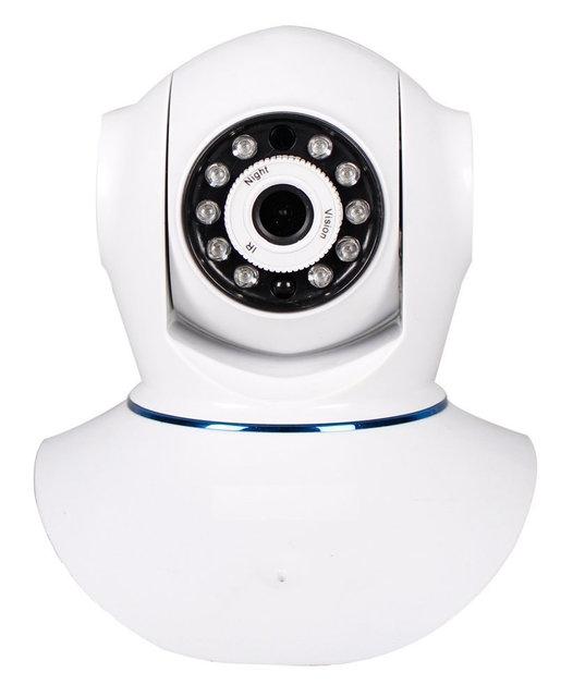Беспроводная поворотная Wi-Fi IP камера - HD разрешение 1.3 MP