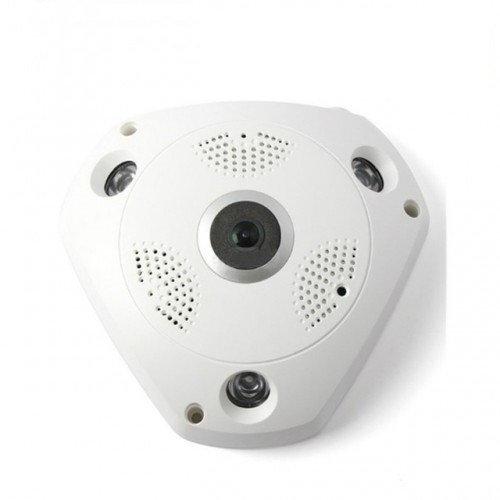 Панорамная Wi-Fi IP камера 360° (рыбий глаз) - 3 mpx