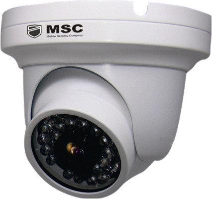 Купольная IP камера MS-IP5050-1.0mp