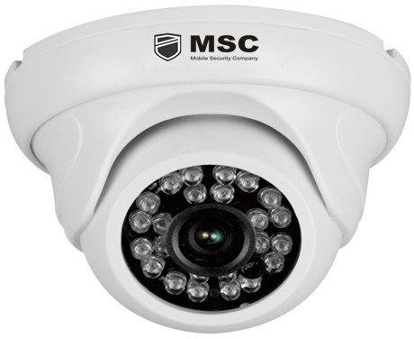 Купольная IP камера MS-ip5282-1,0 Мп