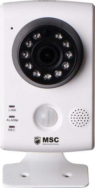 Беспроводная IP камера Wi-Fi с записью на SD карту