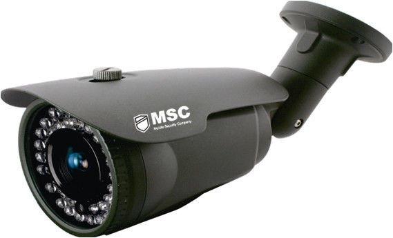 Уличная IP камера 1,3 Мп с улучшенным процессором IR 30m
