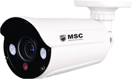 Цифровая IP видеокамера, IR60m, f 2,8-12 mm