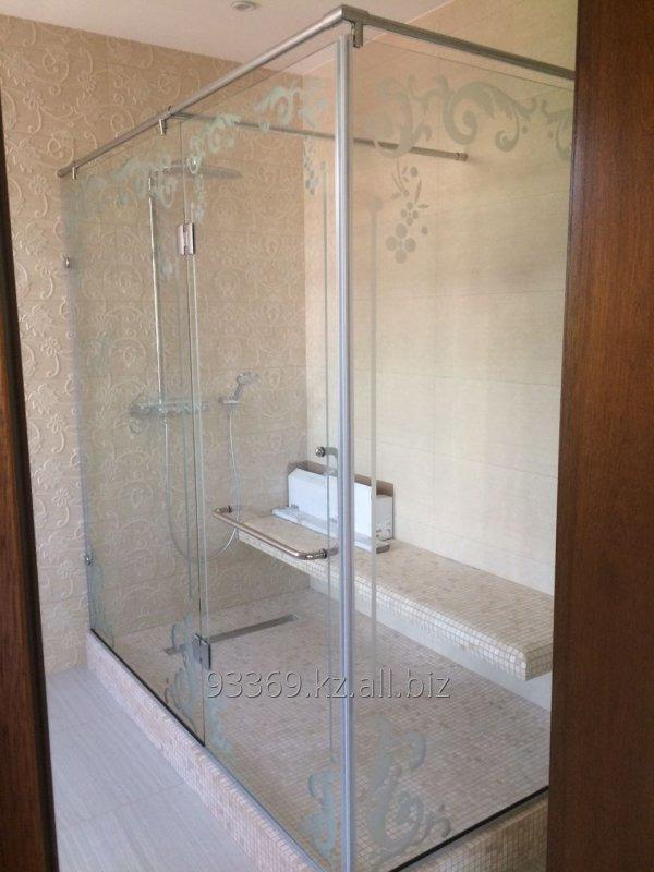 Shower cabins from glass buy in Almaty