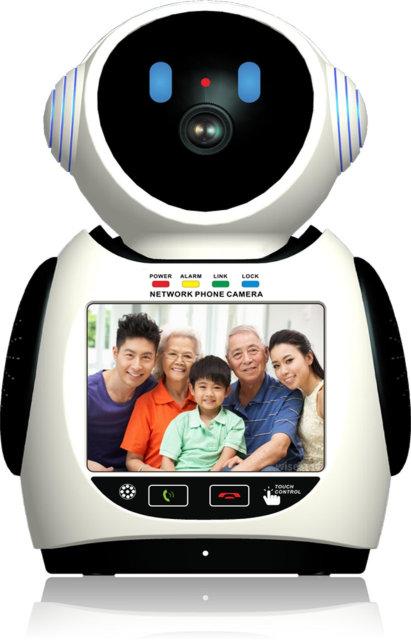 Купить SMART Умная камера/охрана/видеотелефон для квартиры, дома