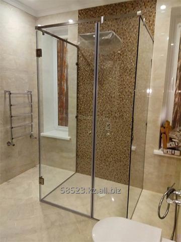 Glass shower cabins buy in Almaty
