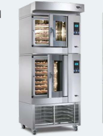 Buy Dibas s/m Vario bakery convection oven