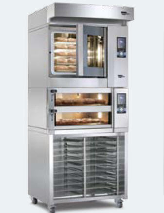 Buy Furnace Dibas S Ebo l Vario for supermarkets also pass bakeries Wiesheu (Germany)