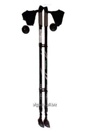 Купить Палки телескопические для скандинавской ходьбы с антишоковой защитой