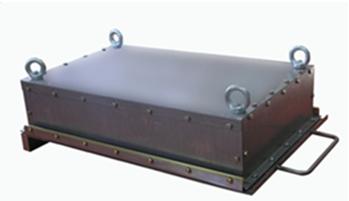 Купить Подвесные железоотделители для конвейерных линий серии СМП