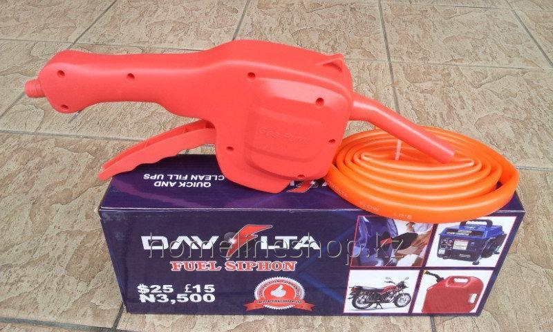 Hand pump for fuel swapping Davolta Fuel Siphon